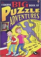 Usborne Big Book of Puzzle Adventures