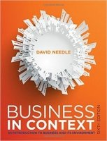 Business in Context, 6th Ed.
