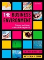 Business Environment Themes & Issues in Globalizing World 3rd Ed.