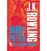 Harry Potter and the Half-Blood Prince Adult Cover PB