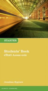 New Total English Starter Student eText - 1st Special edition