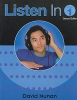 LISTEN IN Second Edition 1 STUDENT´S BOOK with AUDIO CD