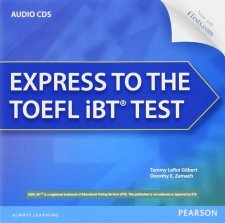Express to the TOEFL iBT® Test Complete Audio CDs