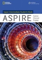 ASPIRE UPPER INTERMEDIATE STUDENT´S BOOK WITH DVD