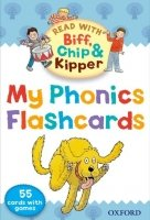 READ WITH BIFF, CHIP & KIPPER MY PHONICS FLASHCARDS (Oxford Reading Tree)