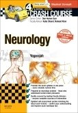 Crash Course Neurology Updated Print + eBook edition, 4th ed.