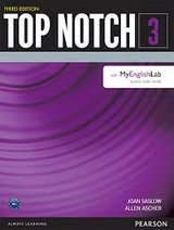 Top Notch Third Edition 3 Class Audio CD