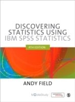 Discovering Statistics Using IBM SPSS Statistics, 4th Ed.