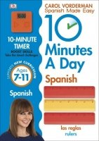 10 Minutes a Day Spanish (Ages 7-11)