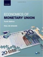 Economics of Monetary Union, 10th Ed.