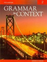 GRAMMAR IN CONTEXT 5th Edition 2 STUDENT´S BOOK