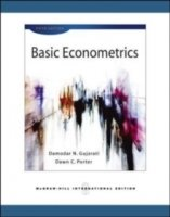 Basic Econometrics, 5th ise ed.