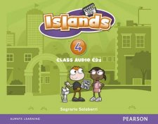 Islands 4 Class CD
