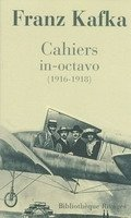 CAHIERS IN-OCTAVO