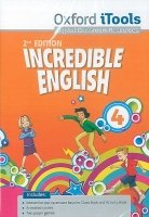 INCREDIBLE ENGLISH 2nd Edition 4 iTOOLS
