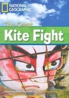 FOOTPRINT READERS LIBRARY Level 2200 - THE GREAT KITE FIGHT + MultiDVD Pack
