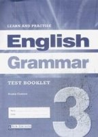 LEARN & PRACTISE ENGLISH GRAMMAR 3 TEST BOOKLET