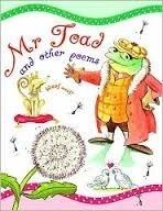 Mr Toad (Poetry Treasury)