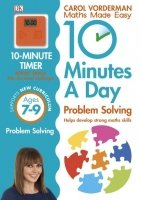 10 Minutes a Day Problem Solving (Key Stage 2 - Ages 7-9)
