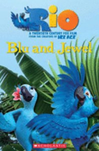 Popcorn ELT Readers 1: RIO Blu and Jewel with CD