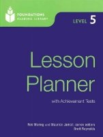 FOUNDATIONS READING LIBRARY Level 5 LESSON PLANNER with ACHIEVMENT TESTS