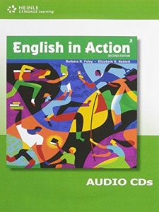 ENGLISH IN ACTION Second Edition 2 AUDIO CD