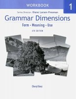 GRAMMAR DIMENSIONS: FORM, MEANING AND USE 1 WORKBOOK