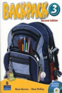 Backpack 3 Workbook with Audio CD - 2nd Revised edition