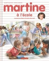 Martine a l'école + CD