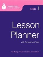 FOUNDATIONS READING LIBRARY Level 1 LESSON PLANNER with ACHIEVMENT TESTS