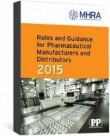 Rules and Guidance for Pharmaceutical Manufacturers and Distributors