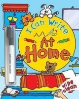 I CAN WRITE: AT HOME