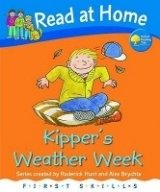READ AT HOME FIRST SKILLS: KIPPER´S WEATHER WEEK (Oxford Reading Tree)