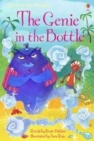 USBORNE FIRST READING LEVEL 2: THE GENIE IN THE BOTTLE