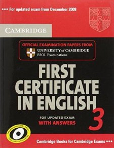 Cambridge FCE 3 for updated exam Student's Book with answers