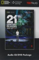 21st Century Reading 3: Creative Thinking and Reading with Ted Talks Audio CD/DVD Package