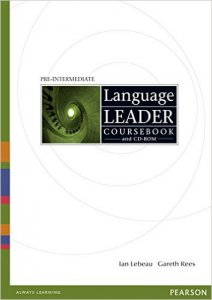 Language Leader Pre Intermediate Coursebook and CD-Rom and MyLab Pack (compound)