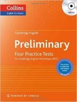 Practice Tests for Cambridge English: Preliminary: PET