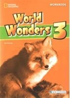 WORLD WONDERS 3 WORKBOOK WITHOUT KEY