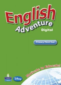 English Adventure 1 - Digital
