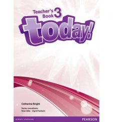 Today! 3 Teachers' Book and eText (CD-Rom)