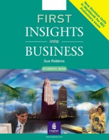 First Insights into Business Students Book