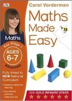 Maths Made Easy Ages 6-7 Key Stage 1 Advanced