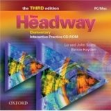 NEW HEADWAY THIRD EDITION ELEMENTARY INTERACTIVE PRACTICE CD-ROM