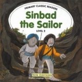 PRIMARY CLASSIC READERS Level 2: SINBAD THE SAILOR Book + Audio CD Pack