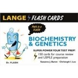 LANGE Flash Cards: Biochemistry & Genetics
