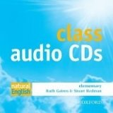 NATURAL ENGLISH ELEMENTARY CLASS AUDIO CDs /2/