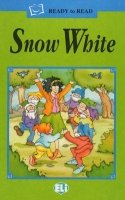 READY TO READ GREEN LINE: SNOW WHITE + AUDIO CD