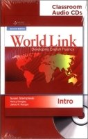 WORLD LINK Second Edition INTRO CLASSROOM AUDIO CD