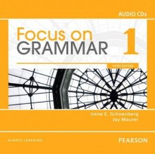 Focus on Grammar 1 Classroom Audio CDs - 3rd Revised edition